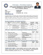 resume format for marine engineering courses resume 4th engineer