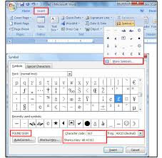 No Symbol Table Is Loaded Use The File Command How To Get Special Characters Using Alt Key Codes Or The Word