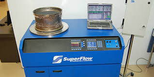 Superflow Flow Bench Industries Superflow Engine Dyno Chassis Dyno