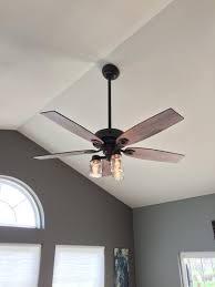 hunter crown canyon ceiling fan hunter crown canyon 52 in indoor regal bronze ceiling fan ceiling