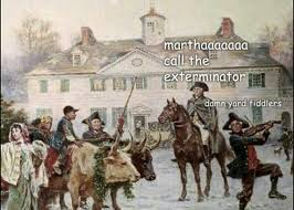 Washington Memes - image 37 george washington painting meme maaaartha call the