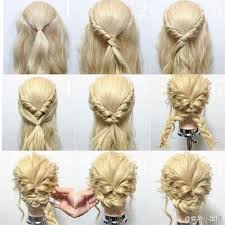 acnl hair guide for plaits 248 best peinados images on pinterest