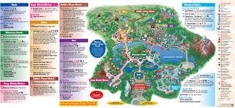 Universal Studios Orlando Map 2015 by Tickets