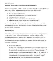 sample executive report how to write a evaluation report sample