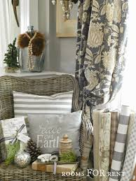 stunning christmas country home tour country renting and room