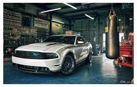 Custom Window Tint Designs Fastlane Motorsports U0027 Mustang Gt U2013 Automotive Window Tinting