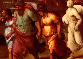 abraham and lot albrecht dürer 1471 1528 lot and his
