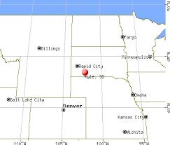 kyle map kyle south dakota sd 57752 profile population maps real
