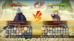 naruto shippuden naruto shippuden ultimate ninja storm revolution full character