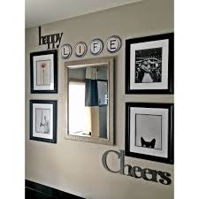 large wall letters add photo gallery letter wall decor home