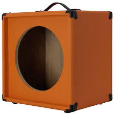 Marshall 1x12 Extension Cabinet 1x12 Guitar Speaker Empty Extension Cabinet Orange Tolex G1x12st