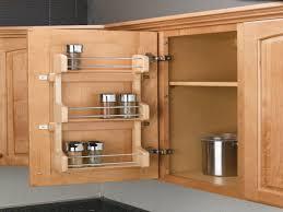 kitchen cupboard organizers cabinet door spice rack organizer diy