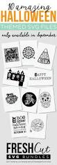 you u0027re invited introducing the halloween cut file bundle lemon