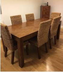 Mango Dining Tables Mango Dining Table And Six From Next In Wigan Manchester Gumtree