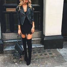 steve madden women u0027s gorgeous over the knee boots edgy chic