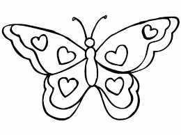 Butterfly Printable Coloring Pages n 56 coloring pages of butterflies