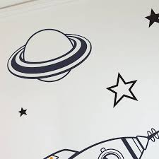 kids bedroom wall stickers outer space feature pack making kids bedroom wall stickers outer space feature pack