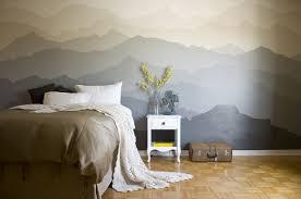 schlafzimmer wandfarben beispiele 32 wandfarben ideen mit aquarell die sie begeistern werden