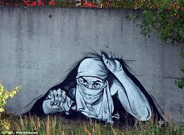 Spray Paint Artist - word virus codename bankski