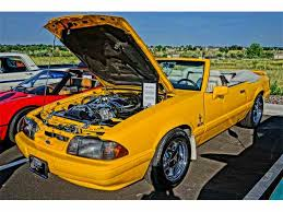 Blacked Out Mustang For Sale 1991 To 1993 Ford Mustang For Sale On Classiccars Com 47 Available