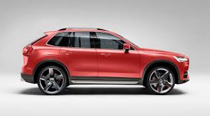 new volvo volvo will reveal the xc40 in may 18 check how it may look like