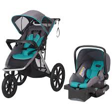 Travel Systems images Evenflo victory plus jogging stroller with litemax infant car seat jpg