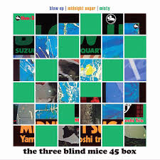 Three Blind Mice Notes For Keyboard Isao Suzuki Trio Quartet Tsuyoshi Yamamoto Trio The Three