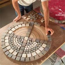 stone patio table top replacement 85 best tile top patio table images on pinterest patio table