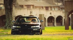 nissan sports car black nissan coupe black nissan silvia s15 sports car hd wallpaper