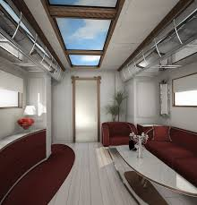 motor home interior luxury motorhome is sure to draw attention at the most upscale rv