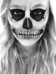 black and white halloween makeup the 11 best halloween makeup