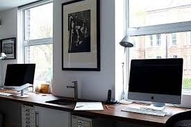 Working At The Desk Remodeling 101 Lighting Your Home Office Remodelista