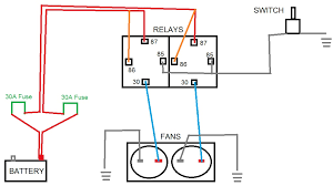 wiring diagram for dual electric fan u2013 readingrat net