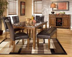 rustic dining room furniture rustic dining room with unique furniture traba homes