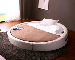 Circle Hanging Bed by Bedroom Prepossessing Round Beds Archives Home Caprice Your