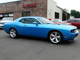 pre owned 2010 dodge challenger srt8 2dr car in enfield 48182a