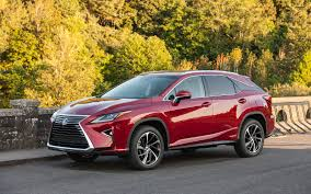 first lexus 2017 lexus rx news reviews picture galleries and videos the