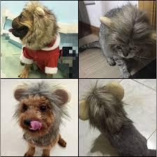 Dog Halloween Costume Lion Mane Cheap Cat Lion Mane Aliexpress Alibaba Group