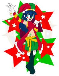 xmas clown lucina by dragon fangx on deviantart