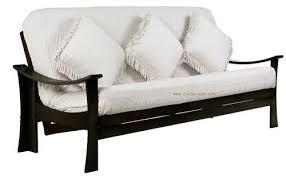 queen size java futon frame by prestige