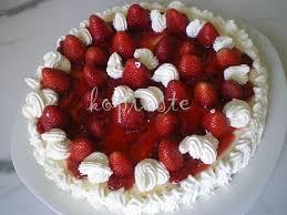 Cheesecake Decoration Fruit Strawberry Cheesecake With Greek Yoghurt Kopiaste To Greek