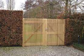 portails de jardin portail prado bm cloture jardin