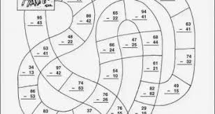 subtraction regrouping coloring worksheets addition