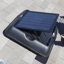 solar royal solar attic vents attic exhaust fan
