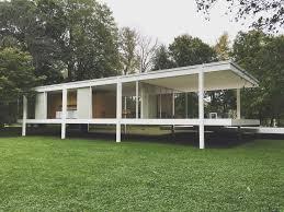 tour into farnsworth u0027s house studio pie interior design