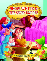 buy uncle moon u0027s fairy tales snow white and the seven dwarfs at