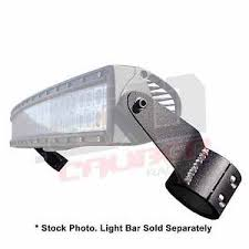 american made led light bar made in usa yamaha viking cl on roll cage led 50 light bar