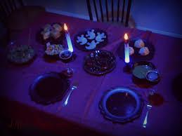 life is fantasmic nightmare before christmas halloween dinner 2012