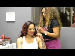 mimi faust hairstyles mimi faust love and hip hop hair style youtube