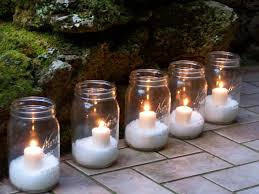 light up christmas candles 8 inexpensive christmas decoration ideas organized transitions llc
